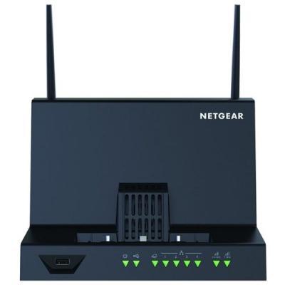 Точка доступа NetGear DC112A-100EUS 802.11aс 5 ГГц 2.4 ГГц 4xLAN USB черный