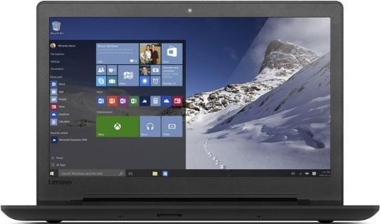 "Ноутбук Lenovo IdeaPad 110-15ACL 15.6"" 1366x768 AMD A6-7310 80TJ0044RK"