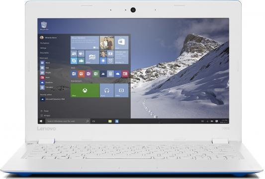 """Ноутбук Lenovo IdeaPad 100S-11IBR 11.6"""" 1366x768 Intel Celeron-N3060 80WG000RRK"""