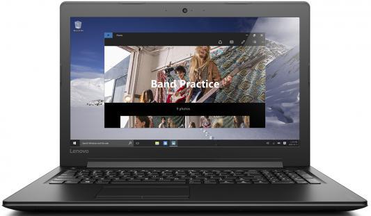 Ноутбук Lenovo IdeaPad 310-15IKB 15.6 1366x768 Intel Core i7-7500U 80TV02DXRK lenovo ideapad y550p i7