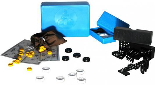 Настольная игра лото Астрон Русские игры 3 в 1 16 настольная игра развивающая оригами супер крылья лото домино