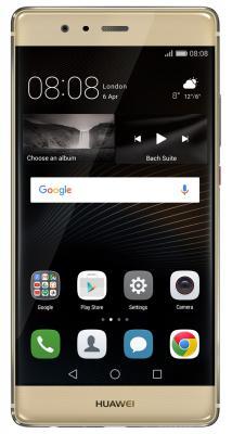 Смартфон Huawei P9 Plus золотистый 5.5 64 Гб NFC LTE Wi-Fi GPS 3G VIE-L29 51090MAG