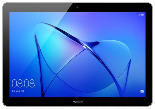 Планшет Huawei Mediapad T3 10 9.6 16Gb Grey Wi-Fi Bluetooth 3G LTE Android AGS-L09 53018522 планшет huawei mediapad t3 7 16gb bg2 u01 space grey mediatek mt8321 1 3 ghz 1024mb 16gb 3g wi fi bluetooth 7 1024x600 android