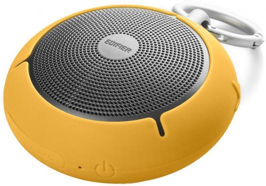Портативная акустика Edifier mp100 желтый