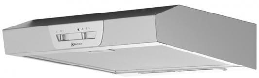 Вытяжка подвесная Electrolux EFT535X серебристый