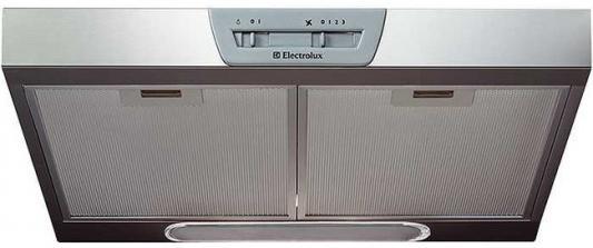 Вытяжка подвесная Electrolux EFT635X серебристый