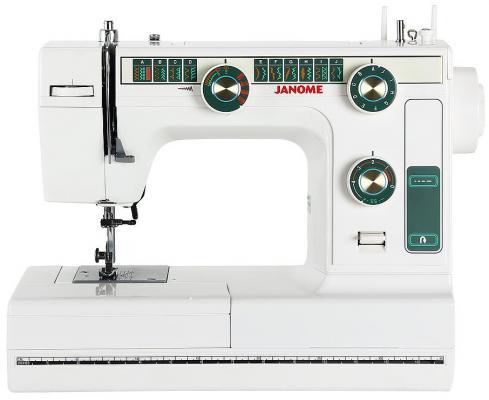 Швейная машина Janome 394 белый от 123.ru