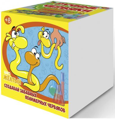 Набор для опытов GOOD FUN Цветные полимерные червяки желтый GF002Y чайник эмалированный 3 0 л со свистком appetite париж 4с209я