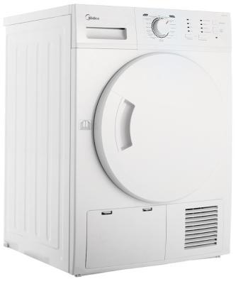 Сушильная машина Midea ABD827S5 белый