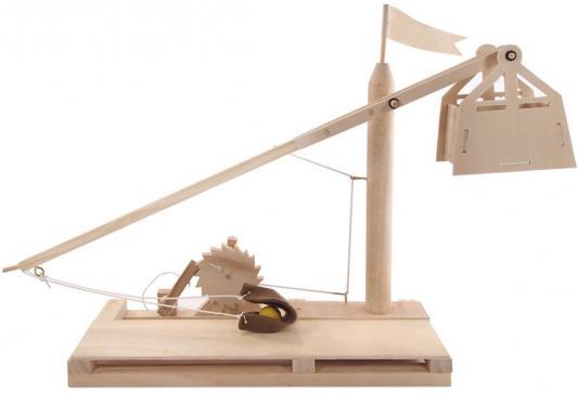 Требушет Leonardo Da Vinci Требушет 2663 leonardo da vinci мост подъемный модель d 012