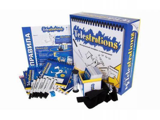 Настольная игра Magellan для вечеринки Испорченный телефон (Telestrations) MAG00382