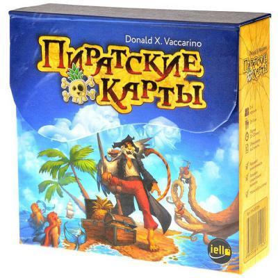 Настольная игра Magellan карточная Пиратские карты MAG05264