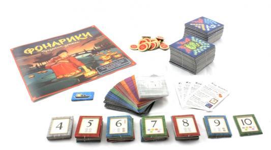 Напольная игра CROWD GAMES семейная Фонарики 16006