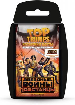 Настольная игра TOP TRUMPS Star Wars Rebels 38008