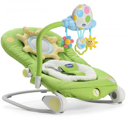Кресло-качалка Chicco Balloon Baby (summer green)