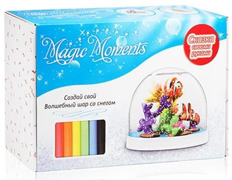 Набор для творчества Magic Moments Волшебный шар Рыбки от 7 лет