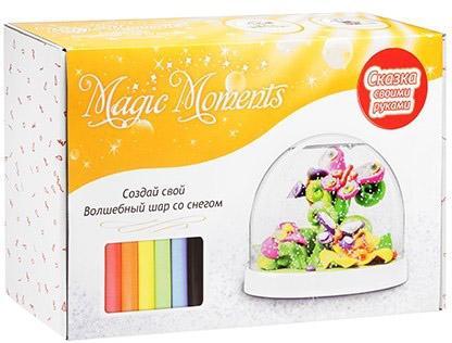 Набор для творчества Magic Moments Волшебный шар Бабочки mm-5 от 7 лет волшебный червячок magic worm пушистик байла