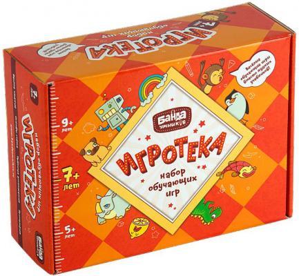 Настольная игра Банда Умников карточная Игротека УМ081 развивающая настольная игра банда умников хронолёт ум072
