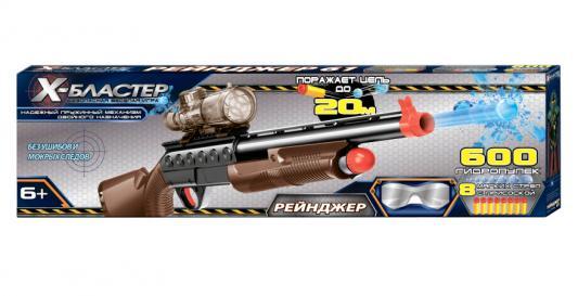 Бластер Х-Бластер Рейнджер 61 XH-036B коричневый оружие игрушечное hasbro nerf бластер зомби слингфайр