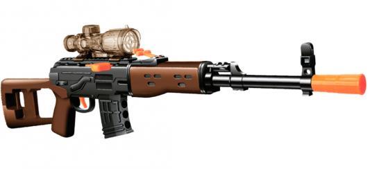 Бластер Х-Бластер Снайпер 67.5 XH-038B коричневый оружие игрушечное hasbro nerf бластер зомби слингфайр