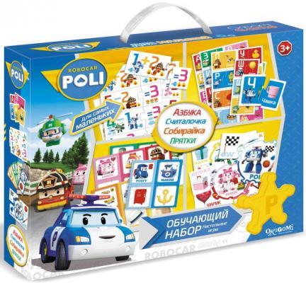 Обучающий набор Оригами Robocar Poli 02635