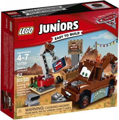 Конструктор LEGO Свалка Мэтра 10733 62 элемента