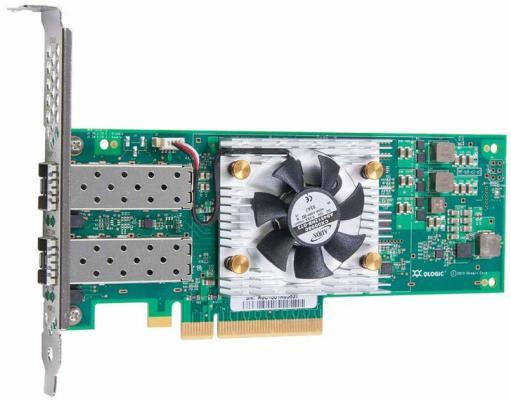 Сетевой адаптер Qlogic QL45611HLCU-CK цена