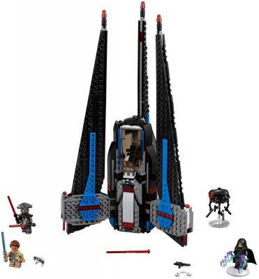 Конструктор LEGO Star Wars - Исследователь 557 элементов 75185 палантин 70 180 см ганг цвет мультиколор