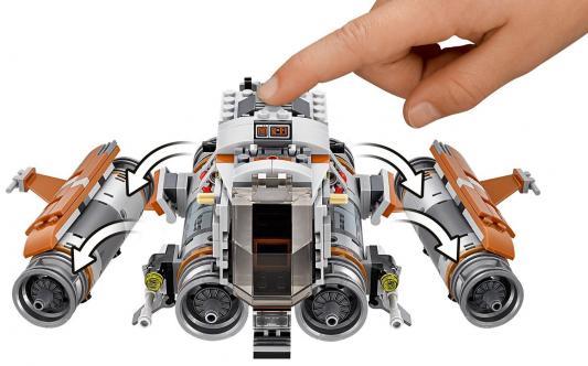 """Конструктор LEGO """"Star Wars"""" - Квадджампер Джакку 457 элементов 75178 от 123.ru"""