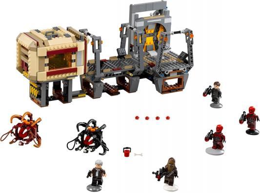 Конструктор LEGO Star Wars: Побег Рафтара 836 элементов 75180