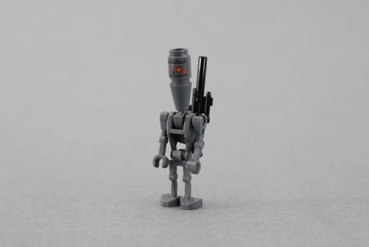 """Конструктор LEGO """"Лего: Звездные войны"""" - Спидер охотника за головами 122 элемента от 123.ru"""