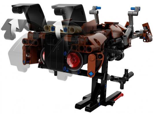 Конструктор Lego Star Wars: Штурмовик-разведчик на спидере 452 элемента 75532 от 123.ru
