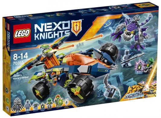 """Конструктор LEGO """"Nexo Knights"""" - Вездеход Аарона 598 элементов 70355"""