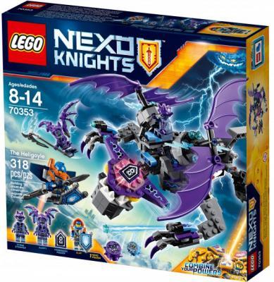 """Конструктор LEGO """"Nexo Knights"""" - Летающая Горгулья 318 элементов 70353"""