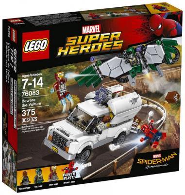 Конструктор LEGO Берегись стервятника 76083 375 элементов  76083