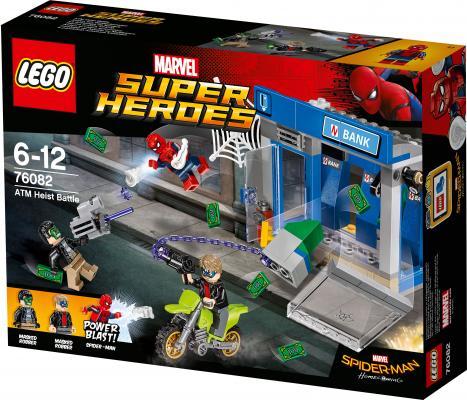 Конструктор LEGO Ограбление банкомата 76082 185 элементов