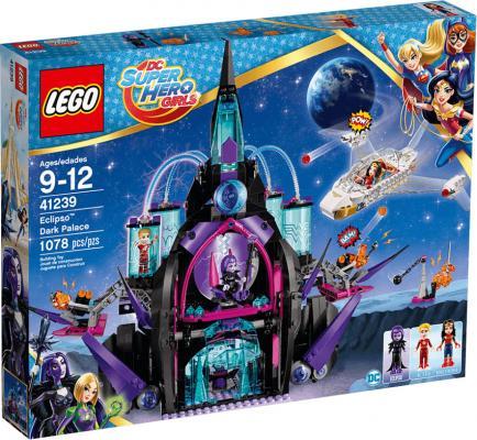 Конструктор LEGO Темный дворец Эклипсо 41239 1078 элементов