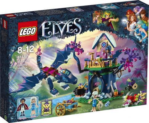 Конструктор LEGO Тайная лечебница Розалин 41187 460 элементов