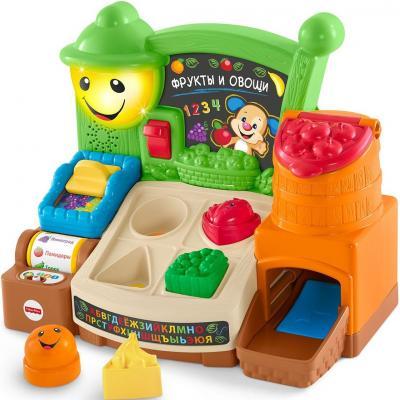 Развивающая игрушка Fisher Price Прилавок с фруктами и овощами FBM32