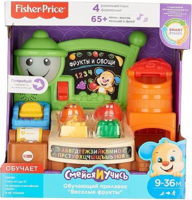 Развивающая игрушка Fisher Price Прилавок с фруктами и овощами FBM32 от 123.ru