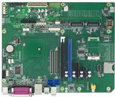 Мат. плата для ПК Advantech SOM-DB5800-U0A2E 1xPCI-E 16x 1xPCI-E 1x 1xPCI-E 4x Нестандартный