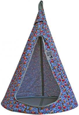 Гамак MOUSE HOUSE Совы голубые диаметр 80 см  80-12