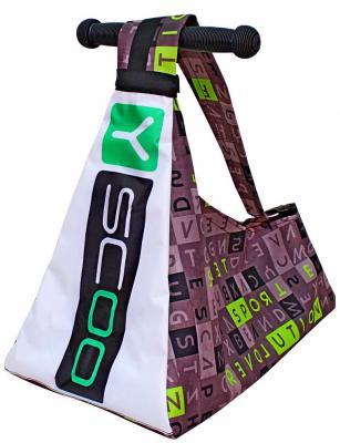 Сумка-чехол Y-SCOO Street Sport разноцветный аксессуары для велосипедов и самокатов y scoo сумка чехол для самоката 205 page 9