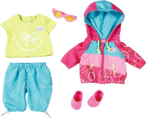 Одежда для кукол Zapf Creation Baby Born Велопрогулка