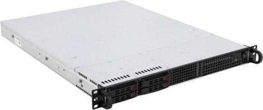 Серверный корпус 1U Supermicro CSE-111LT-330CB 330 Вт чёрный