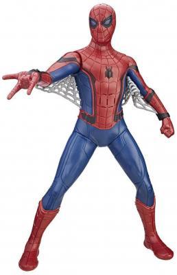 Фигурка Hasbro Человек-паук B9691 jazwares настенный проектор паутина человек паук