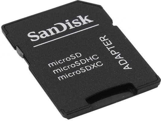 Карта памяти Micro SDXC 128Gb Class 10 Sandisk SDSQXVF-128G-GN6MA от 123.ru