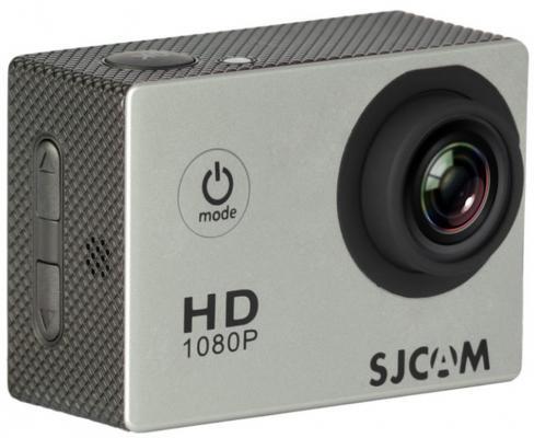 """Экшн-камера SJCAM SJ5000X 2"""" серебристый"""