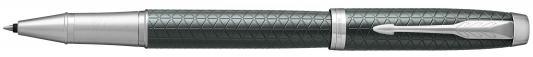 Ручка-роллер Parker IM Premium T323 Green CT черный F 1931642 ручка роллер parker im premium t324 1931678 ct f 453578 коричневый