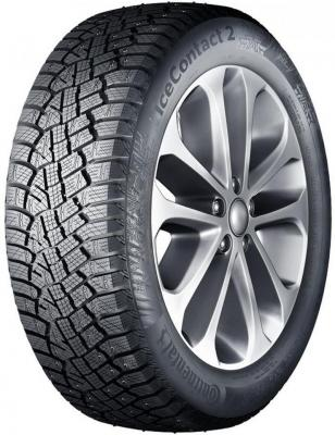 Шина Continental ContiIceContact 2 KD 225/60 R18 104T шина michelin latitude x ice north lxin2 225 60 r18 104t xl 225 60 r18 104t